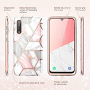 Galaxy A50 | A50s Cosmo Case-Marble Pink