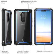 LG G7 ThinQ Ares Case-Blue