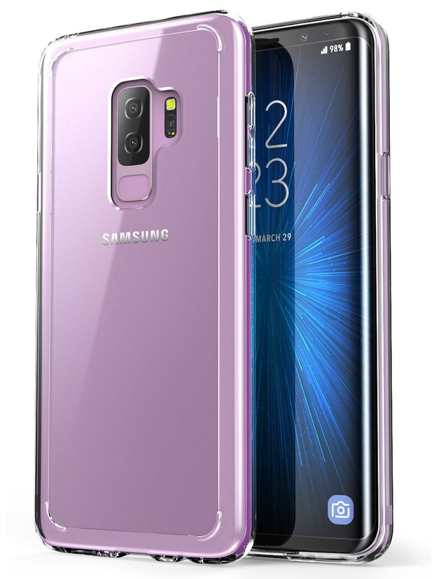 Samsung Galaxy S9 Plus Halo Case-Clear