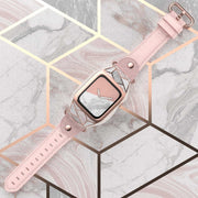 Apple Watch 6 | 5 | 4 | SE 44mm Cosmo Case-Marble Pink