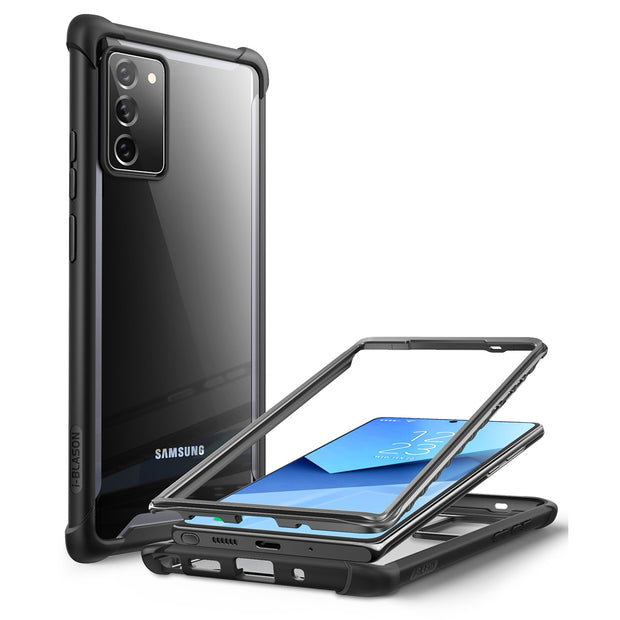 Samsung Galaxy Note20 Ares Case-Black