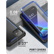 iPhone 11 Ares Case-Blue