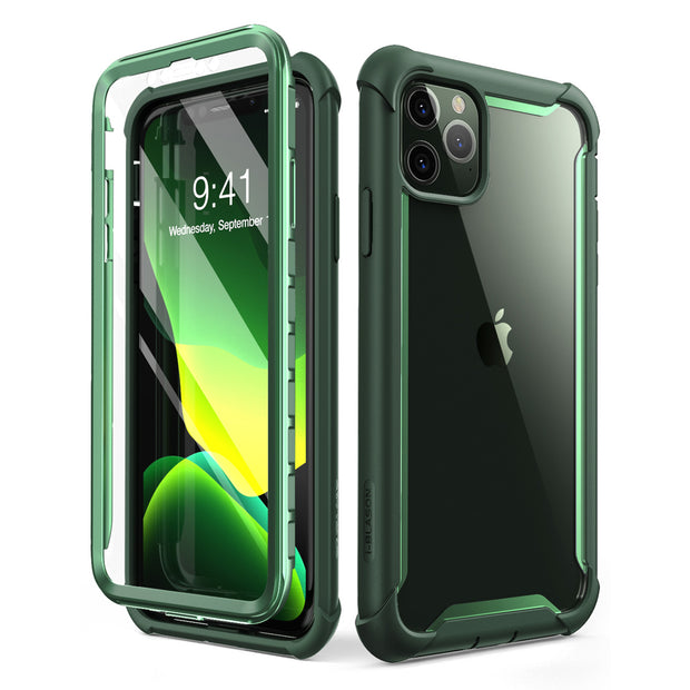iPhone 11 Pro Ares Case-Green