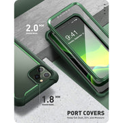 iPhone 11 Pro Max Ares Case-Green