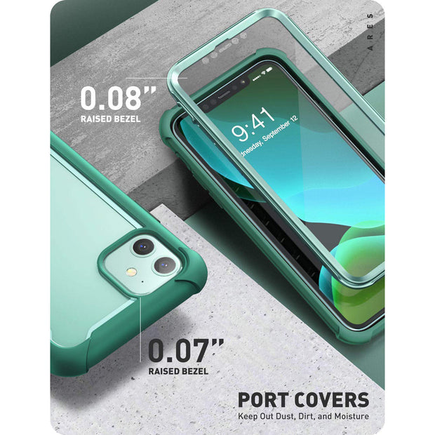iPhone 11 Ares Case-MintGreen