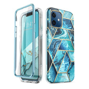 iPhone 12 mini Cosmo Case-Ocean Blue