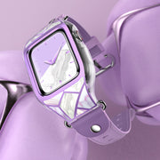 Apple Watch 5 I 4 40mm Cosmo Case-Marble Purple
