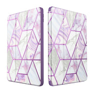 iPad Air 4 10.9 inch (2020) Cosmo Case-Marble Purple