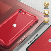 iPhone SE (2020) Ares Case-Red