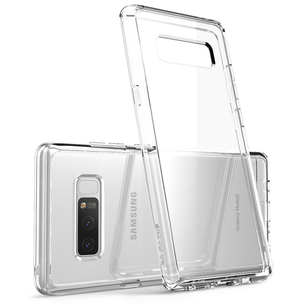 Samsung Galaxy Note 8 Halo Case-Clear