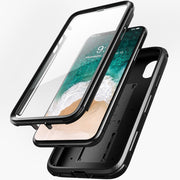 iPhone XS | X Armorbox Case-Black
