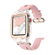 Apple Watch 6 | 5 | 4 | SE 40mm Cosmo Case-Marble Pink