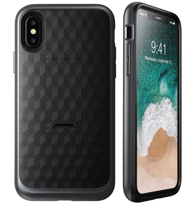 iPhone XS | X Transformer Case-Black