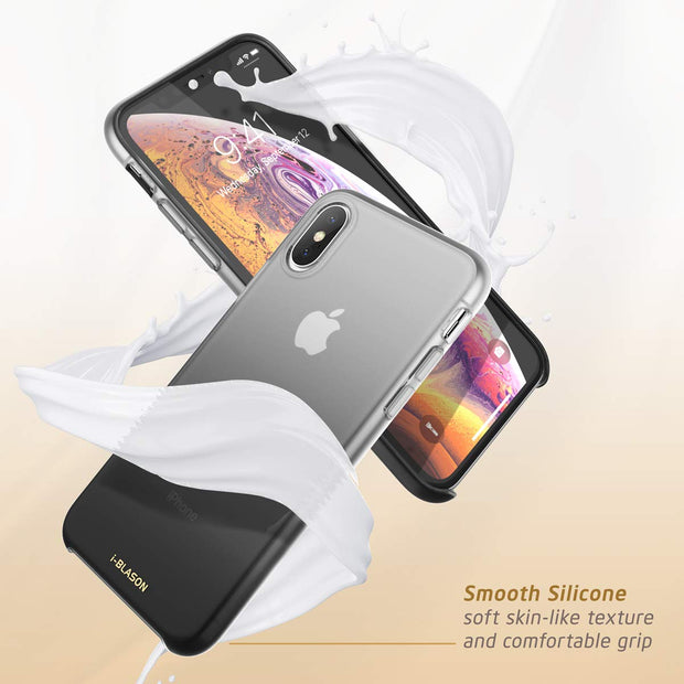 iPhone XS | X OMG Case-Black