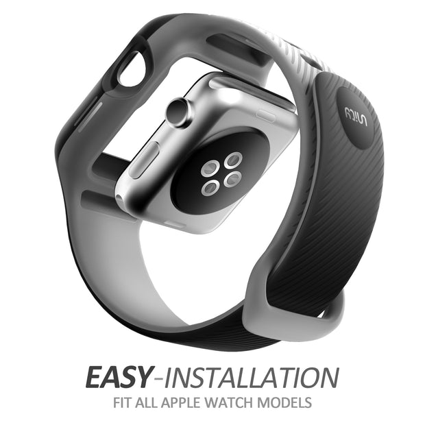 Apple Watch 42mm Unity Case - Black