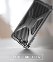 iPhone 7 Transformer Case-Black