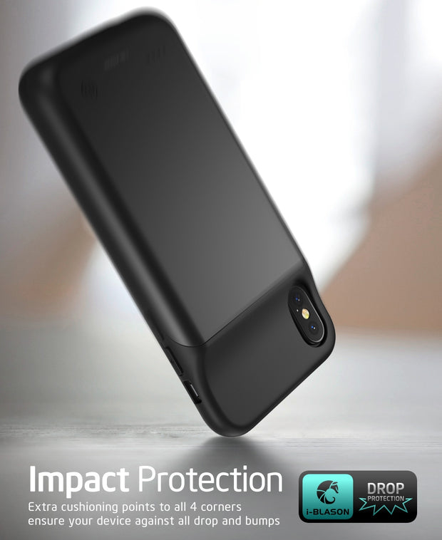 iPhone XS | X Battery Case-Black