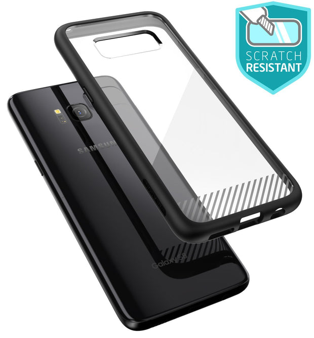Samsung Galaxy S8 Plus Halo Case-Black