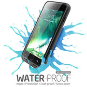 iPhone 8 Plus | 7 Plus Aegis Waterproof Case-Black