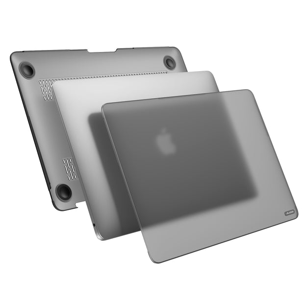 MacBook Air 13 (2018) Halo Case-Black