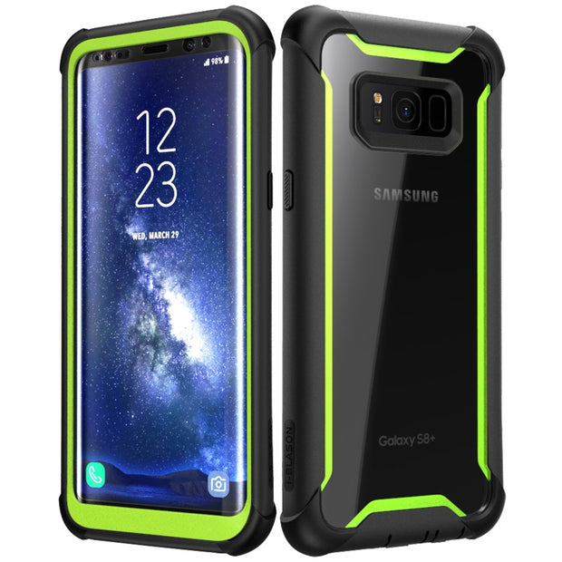 Samsung Galaxy S8 Ares Case-Green