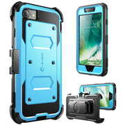 iPhone 8 | 7 Armorbox Case-Blue