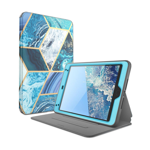 iPad Mini 5 (2019) Cosmo Case-Ocean Blue