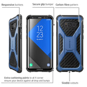 Samsung Galaxy S8 Plus Transformer Case-Navy