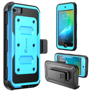 iPod Touch 6th Gen Armorbox Case-Blue