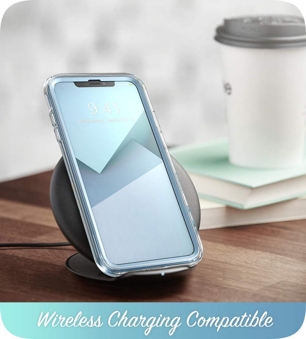 iPhone XS | X Cosmo Case-Marble Blue