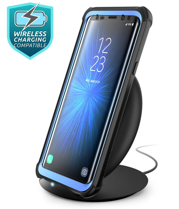 Samsung Galaxy S9 Ares Case-Blue