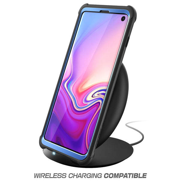 Samsung Galaxy S10 Ares Case-Blue