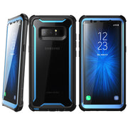 Samsung Galaxy Note 8 Ares Case-Blue