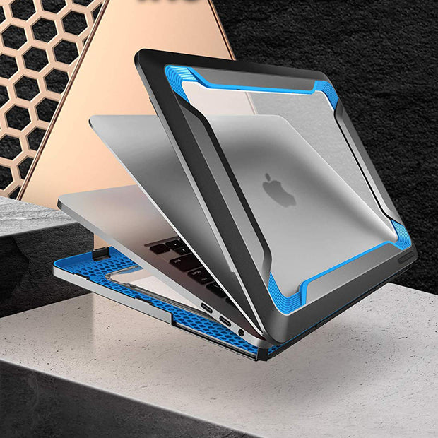 MacBook Pro 16 inch (2019) Armorbox Case-Blue