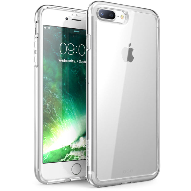 iPhone 7 Plus Halo Case-Clear