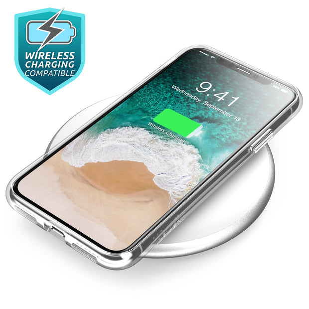 iPhone XS | X Halo Case-Clear