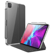 iPad Pro 12.9 inch (2020) Halo Smart Keyboard Case-Clear