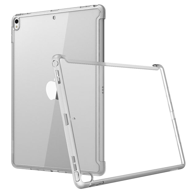 iPad Pro 12.9 inch (2017) Halo Smart Keyboard Case-Clear