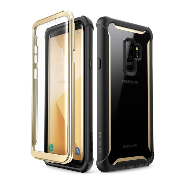 Samsung Galaxy S9 Plus Ares Case-Gold