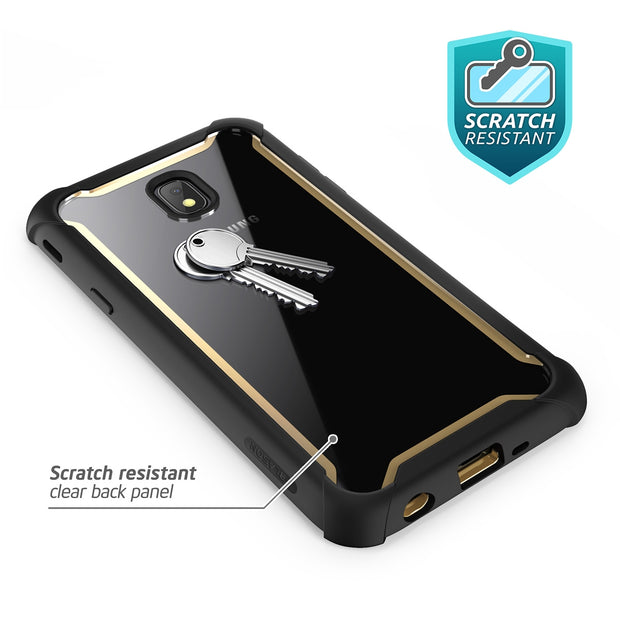 Samsung Galaxy J7 (2018) Ares Case-Gold