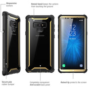 Samsung Galaxy Note9 Ares Case-Gold