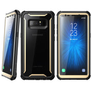 Samsung Galaxy Note 8 Ares Case-Gold