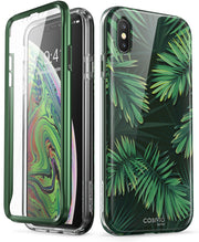 iPhone XS Max Cosmo Case-Dark Green