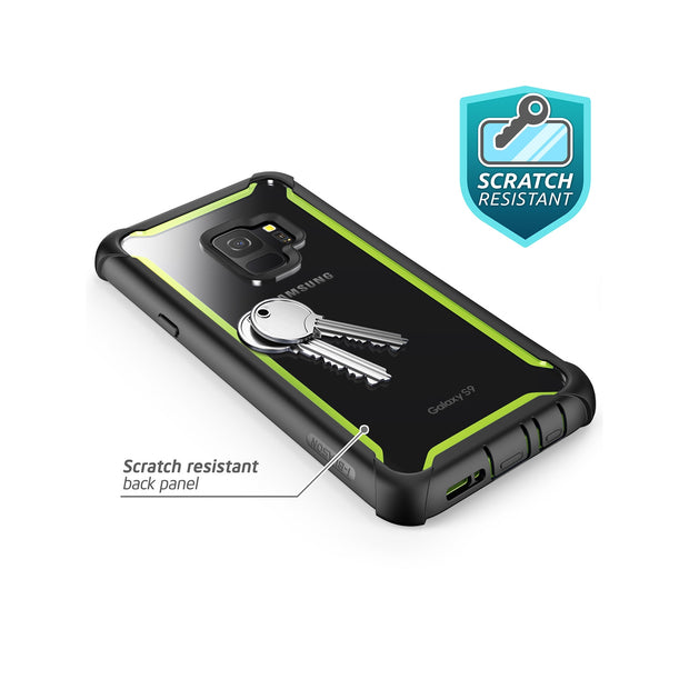 Samsung Galaxy S9 Ares Case-Green