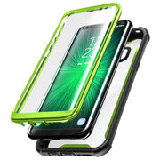 Samsung Galaxy S8 Plus Ares Case-Green