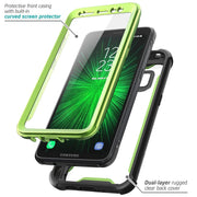 Samsung Galaxy S8 Active Ares Case-Green
