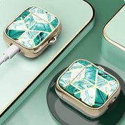AirPods 1 | 2 Cosmo Case-Marble Green