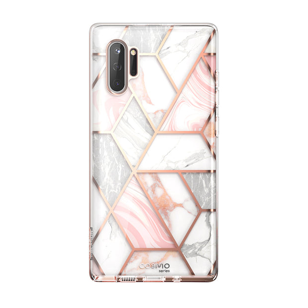 Samsung Galaxy Note10 Cosmo Case-Marble Pink