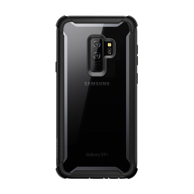 Samsung Galaxy S9 Plus Ares Case-Black