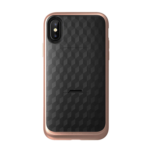iPhone XS | X Transformer Case-Rose Gold